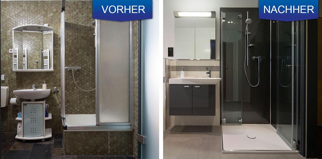 Scheibel Dusch- & Badsanierung